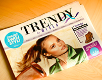 Fashion magazine: Trendy