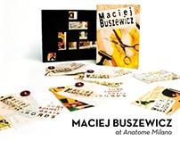 Maciej Buszewicz - Anatome Milano - Thesis Project Pt.2