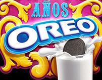 Oreo Project Logos