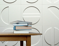 Ceramic 3d tiles with added functions