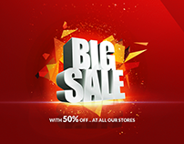 Sale campaign | web