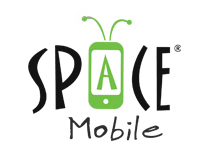 Space Designs | Space Mobile : Custom QR Code Campaign