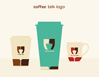 Coffee Talk | Logo