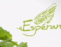 """""""Espérance"""" Logo Project"""