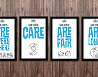 Camp Rosenbaum Posters