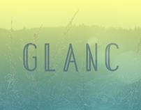 Glanc Free Typeface