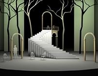 The Cherry Orchard/ Scenography