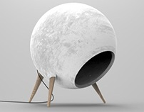 Concrete | Reader lamp