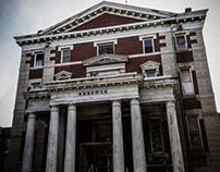 Former Bull Street Mental Health Campus