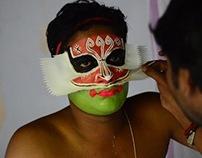 Koodiyattam Performance - Kerala