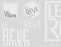 WIP: Le Reve Logo