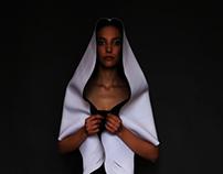 Skull/Face dress