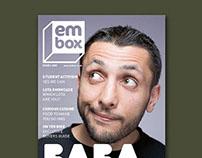 Editorial: Embox magazine