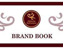 Brand Book Osteria S