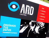 Ard Casting - Logo & Website