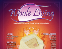 Whole Living / Volume 2 Issue 1 January-February 2011