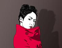Fashion illustration part2