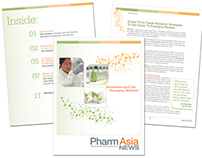 PHARM ASIA NEWS SPECIAL REPORT