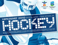 Vancouver 2010 Official Hockey Guide (bilingual)