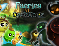 Faeries vs. Darklings