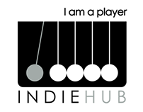 INDIEHUB logostudy