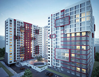 Residential Complex Project