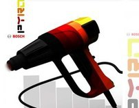 Heat gun graphics