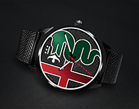 Print Design: Watch Design Collection