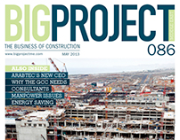 086 Big Project Middle East - May issue