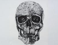 Fingerprint skulls