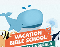 VACATION BIBLE SCHOOL POSTER