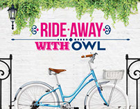 Ride Away with OWL