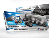 msi WHIRLWIND desktop duo package