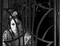 Actress Dina El Sherbiny Fashion Shoot