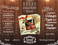 Bakerzin Artisan Bread Social Media