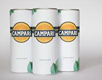 Campari Orange Can