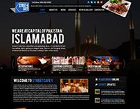Street Cafe 1 Website