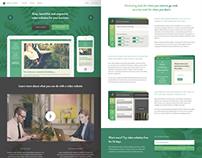 SproutVideo Responsive Video Websites Page