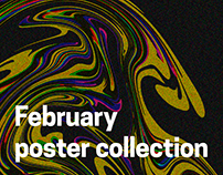 February Poster Collection