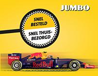 Jumbo Supermarkten - Snel Besteld, Snel Thuisbezorgd