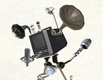 Vintage Robots 2011