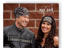 H-D Catalog Covers 2012-2015