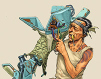 Mundane cyberpunk (Part 4)
