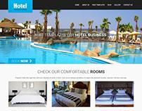 Free Resort WordPress Themes