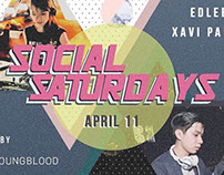 STYLES Entertainment Presents: Social Saturdays