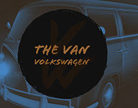 the van wolkswagen