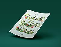 CHRISTMAS– Illustration