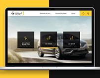 Renault : carnet d'entretien numérique