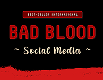 Social Media - Bad Blood (Best-Seller Internacional)