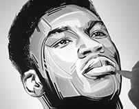 NBA Posters - Vol, I